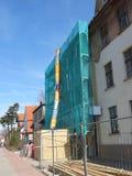 Rebuilding house Stock Photos