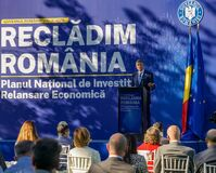 Rebuilding Romania - National Investment and Economic Relaunch Plan