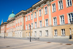 The rebuilt City Palace in Potsdam Royalty Free Stock Photography