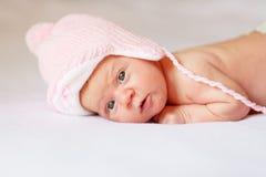 Recém-nascido Foto de Stock Royalty Free