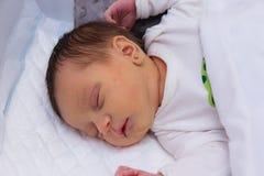 Recém-nascido Foto de Stock