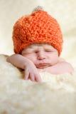 Recém-nascido Fotos de Stock Royalty Free
