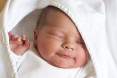 Recém-nascido Imagens de Stock Royalty Free