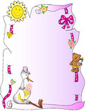 Recém-nascido ilustração do vetor