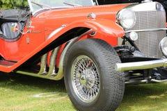 Rec Classic Car Stock Images