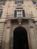 Recanati, Italie Photo stock