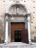 Recanati, Italie Image libre de droits