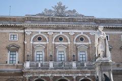 Recanati Macerata, Marches, Italy Stock Images