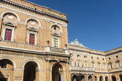 Recanati (Marches, Italy) Stock Photography