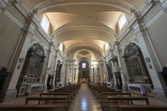 Recanati (Marches, Italy) Royalty Free Stock Images