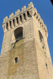 Recanati (Marches, Italy) Stock Image
