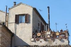 Recanati (Marches, Italy) Stock Photos