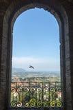 Recanati (Marches, Italy) Stock Photo