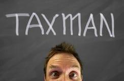 Recaudador de impuestos Imágenes de archivo libres de regalías