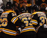 Recchi, Marchand and Bergeron Royalty Free Stock Image