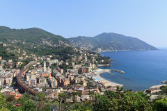 Recco, overview Royalty Free Stock Image