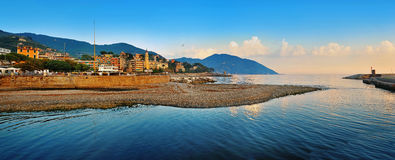 Recco Panoramic Stock Photo