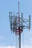 Receiving antenna Stock Photo