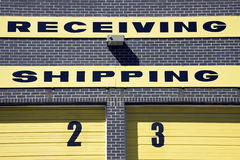Receiving and Shipping Stock Images