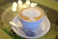 Recente hete koffie Stock Afbeeldingen