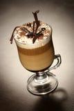 Recente koffie royalty-vrije stock fotografie