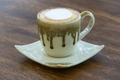 Recente koffie Royalty-vrije Stock Afbeelding