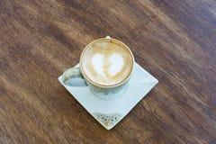 Recente koffie Royalty-vrije Stock Afbeeldingen
