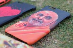 Recente Shree Pramukh Swami Maharaj - India Stock Fotografie