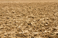 Recently Plowed Land Royalty Free Stock Photo