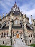Parliamentary library, Ottawa, Canada Royalty Free Stock Image