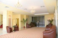 Recepção do hotel Fotos de Stock
