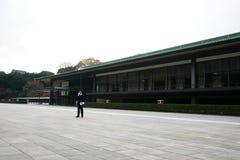 Recepção Salão de Chowaden, palácio imperial, Tóquio Foto de Stock
