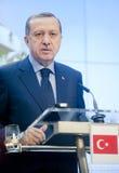 Recep Tayyip Erdogan Royalty Free Stock Images