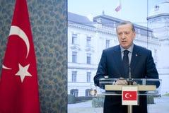 Recep Tayyip Erdogan Stock Images