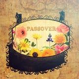 Recepción al día de fiesta de Pesach en Jerusalén imagen de archivo libre de regalías