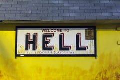 Recepción al infierno imagen de archivo libre de regalías