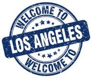 recepción al sello de Los Ángeles libre illustration