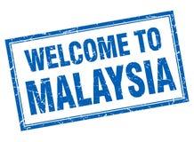 recepción al sello de Malasia