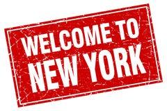 Recepción al sello de Nueva York libre illustration