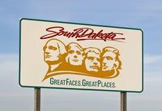 Recepción a Dakota del Sur Imagen de archivo libre de regalías