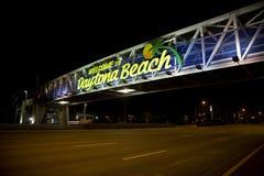 Recepción a Daytona Beach Fotografía de archivo libre de regalías