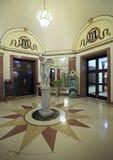 Recepción del hotel Nacional de Cuba imagen de archivo