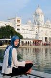 Recepción a la India Fotos de archivo