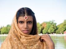 Recepción a la India Foto de archivo libre de regalías