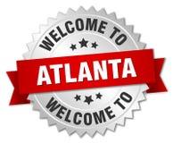 recepción a la insignia de Atlanta libre illustration