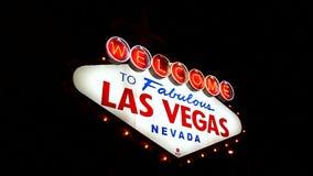 Recepción a Las Vegas fabuloso almacen de metraje de vídeo