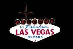 Recepción a Las Vegas fabuloso fotos de archivo