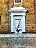 Recepción a los Juegos Olímpicos 2012 de Londres Foto de archivo libre de regalías