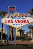Recepción nunca a dormir ciudad Las Vegas, América, los E.E.U.U. Fotografía de archivo