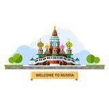 Recepción a Rusia